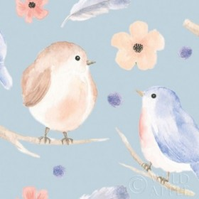 Spring Sentiments Pattern IA