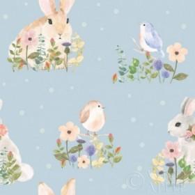 Spring Sentiments Pattern VIA