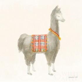 Festive Llama I