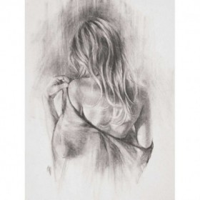 Nocturnes in Charcoal II