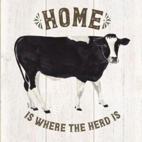 Farm Life Cow Home Herd