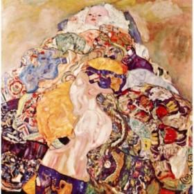 Baby by Klimt