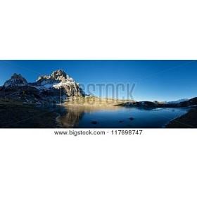 Pico de Telera, montañas de Partacua, en el Valle de Tena, Aragón, Huesca