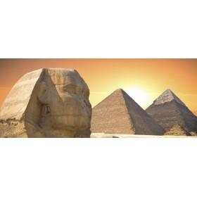 Esfinje y piramide -120532553