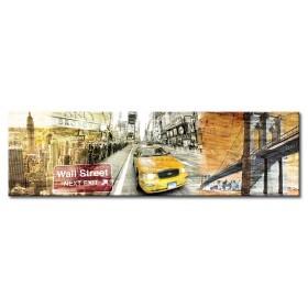 Cuadro New York Collage 012 140 x 40