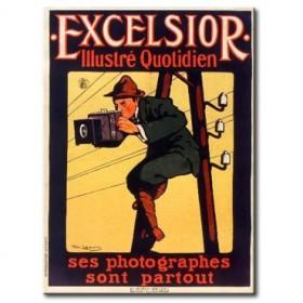 VANP2026 Cuadro Excelsior Affiche