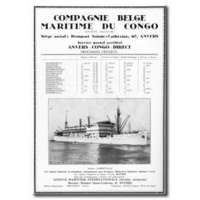 VANP2005 Cuadro Belgian Congo