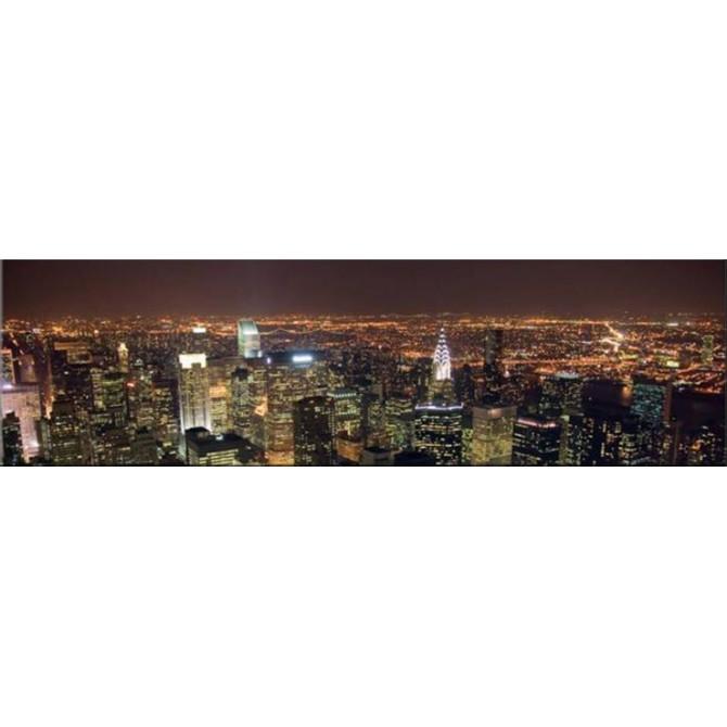5832728 / Cuadro Noche en Nueva York 140 x 40