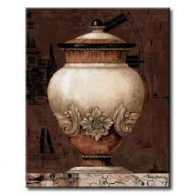 GLA-461_Timeless Urn I / Cuadro Bodegon, Vasija