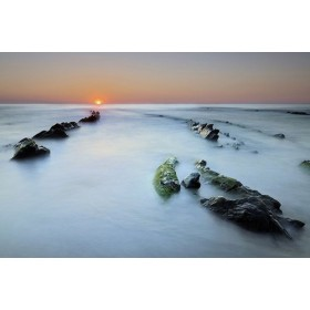 Cuadro Camino al horizonte -JRB 001