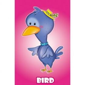 Cuadro Pajarito-Bird 07