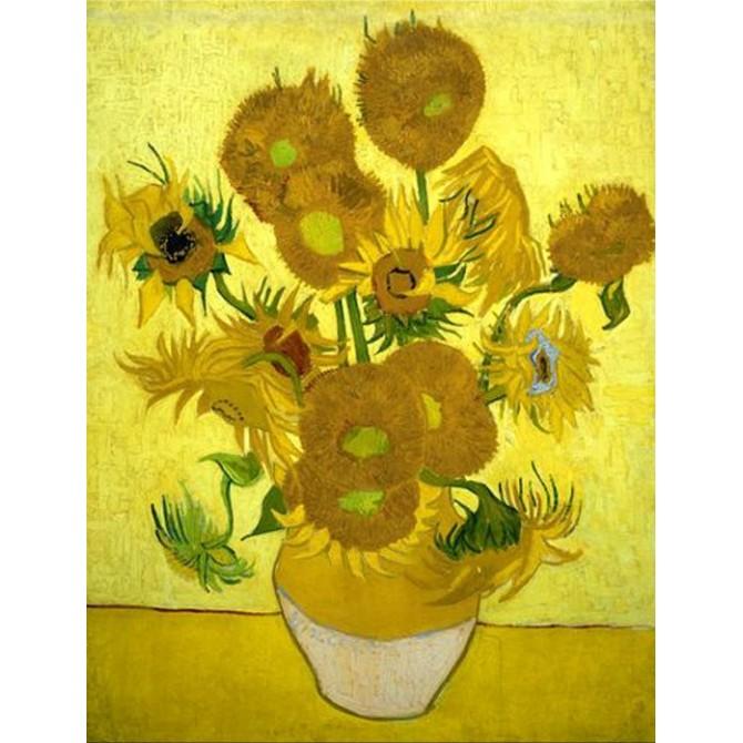 Cuadro Van Gogh - Los Girasoles