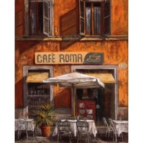 12241 / Cuadro Café Roma