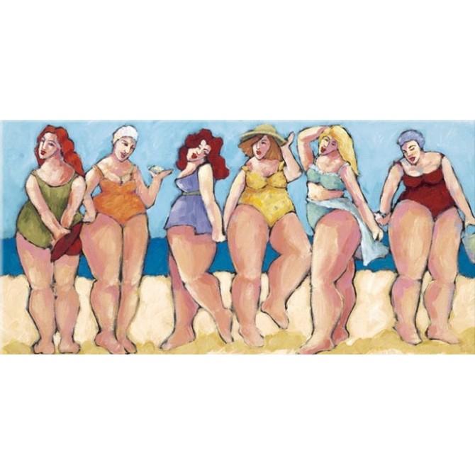 8789 / Cuadro The Swim Club