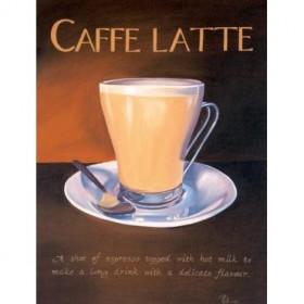 5293 / Cuadro Urban Caffe Latte