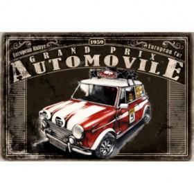 GR1 Grand Prix Automovile Negro