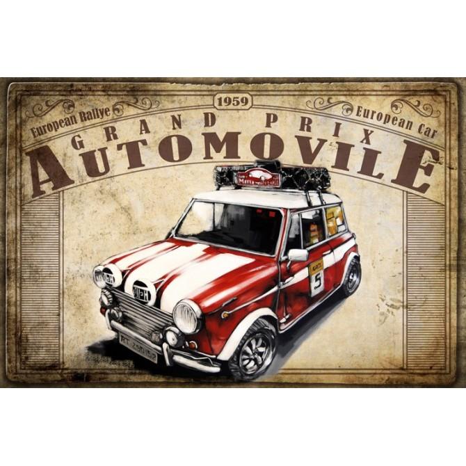 GR1 Cuadro Grand Prix Automovile