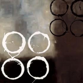 18012 / Cuadro Beige Circles I