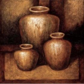 8781 / Cuadro Los restos de la Edad