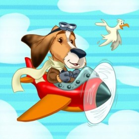 T2b / Cuadro el perrito piloto