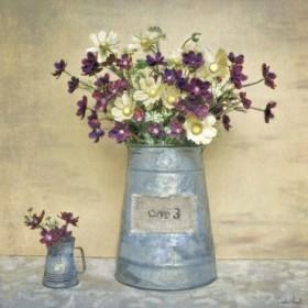 16280 / Cuadro Plum Daisies