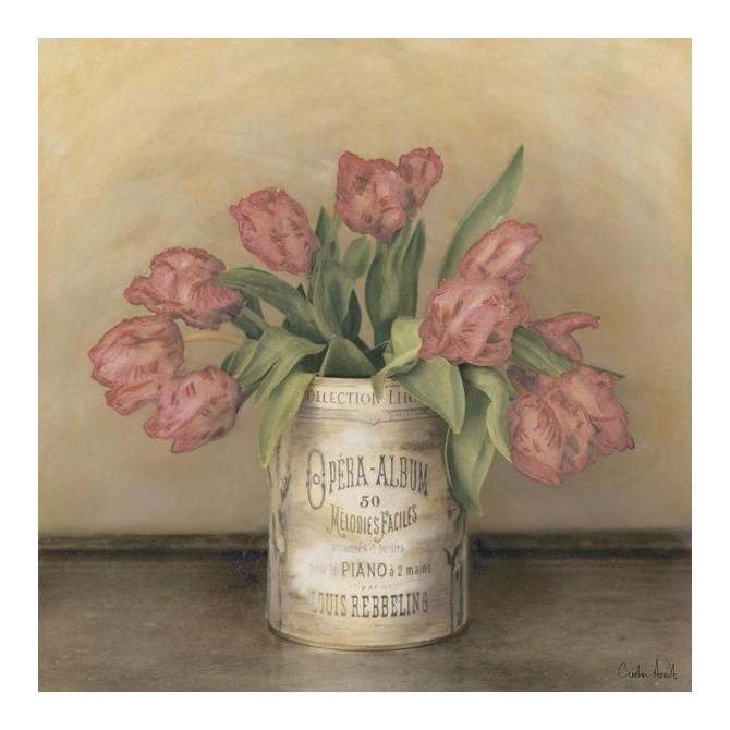 16256 / Cuadro Royal Tulips