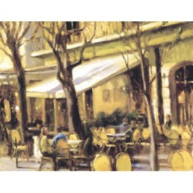 WKP103 / Cuadro Sidewalk Cafe