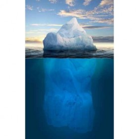 37152325 / Cuadro iceberg