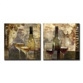 XL73-12884-5 / Cuadro Shiraz & Chardonnay