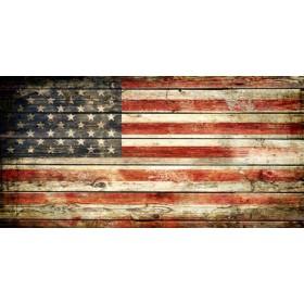 JHR-Cuadro bandera USA 2