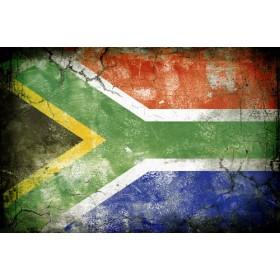 JHR-Cuadro bandera - Sudáfrica 1
