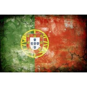 JHR-Cuadro bandera - Portugal 1
