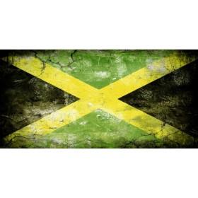 JHR-Cuadro bandera - Jamaica 1