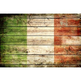 JHR-Cuadro bandera - Italia 2