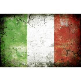 JHR-Cuadro bandera - Italia 1