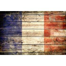 JHR-Cuadro bandera - Francia 2
