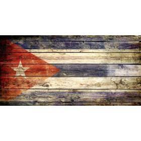 JHR-Cuadro bandera - Cuba 2