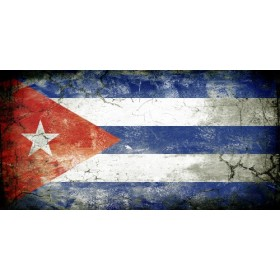 JHR-Cuadro bandera - Cuba 1