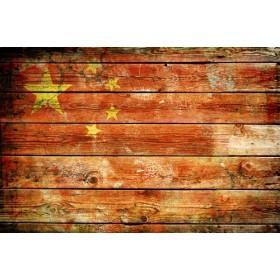 Cuadro bandera - China 2