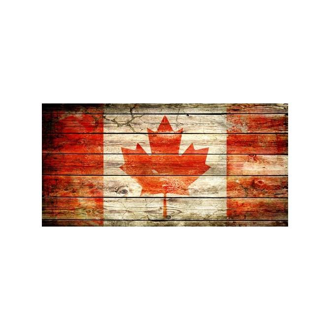 JHR-Cuadro bandera - Canadá 2