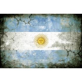JHR-Cuadro bandera - Argentina 1