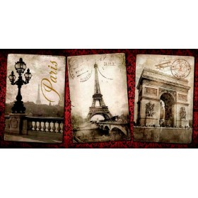 PR-Cuadro Paris Vintage 02