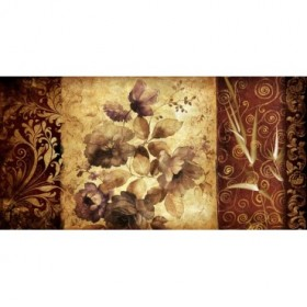 GR-Cuadro Flores Vintage 01