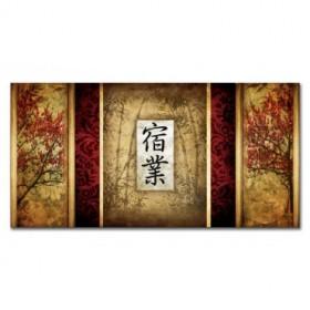 LH-2005 Cuadro Kanji del Karma 2