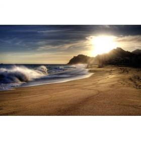 19490756_XS Cuadro Momento de calma junto al mar