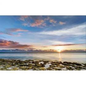 38897968 / Cuadro Crepúsculo en el litoral
