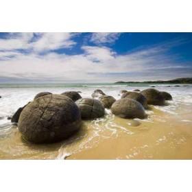25460984 / Cuadro rocas en la playa