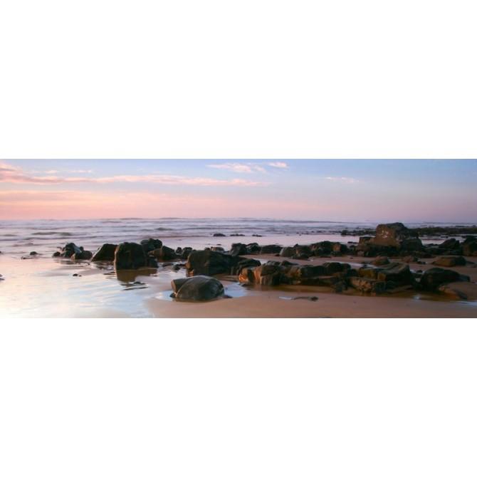 2551826 / Cuadro Playa rocosa