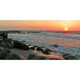 364176 / Cuadro Atardecer en la playa