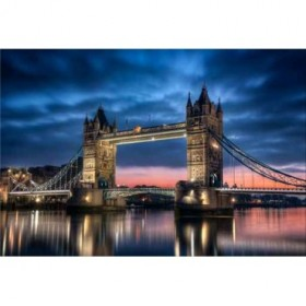 38937521 / Cuadro Tower Bridge Londres Inglaterra